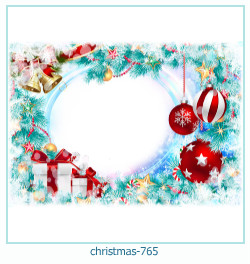 क्रिसमस फोटो फ्रेम 765