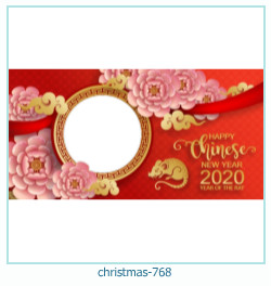 christmas Photo frame 768
