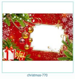 christmas Photo frame 770