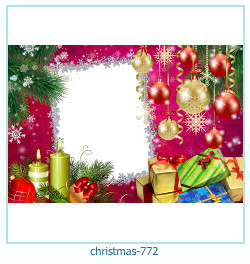 christmas Photo frame 772