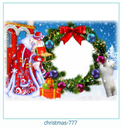 christmas Photo frame 777