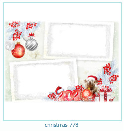 christmas Photo frame 778