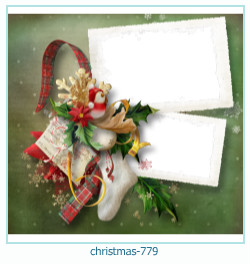 christmas Photo frame 779