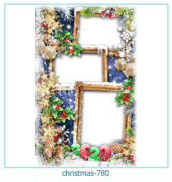 christmas Photo frame 780
