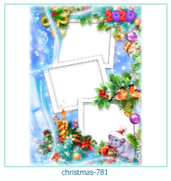 christmas Photo frame 781