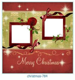 क्रिसमस फोटो फ्रेम 784