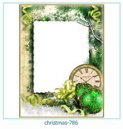 क्रिसमस फोटो फ्रेम 786
