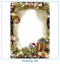 क्रिसमस फोटो फ्रेम 789