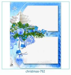 क्रिसमस फोटो फ्रेम 792