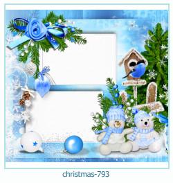 क्रिसमस फोटो फ्रेम 793