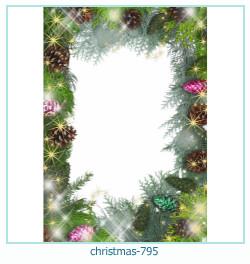 क्रिसमस फोटो फ्रेम 795