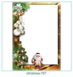 क्रिसमस फोटो फ्रेम 797