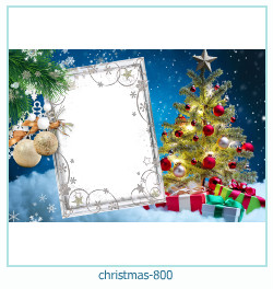 क्रिसमस फोटो फ्रेम 800