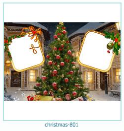 क्रिसमस फोटो फ्रेम 801