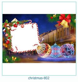 क्रिसमस फोटो फ्रेम 802