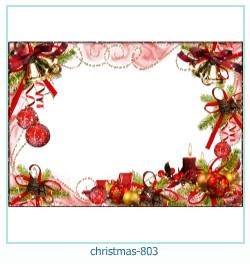 Weihnachten Fotorahmen 803
