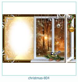 Weihnachten Fotorahmen 804