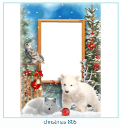 Weihnachten Fotorahmen 805