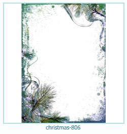 Weihnachten Fotorahmen 806