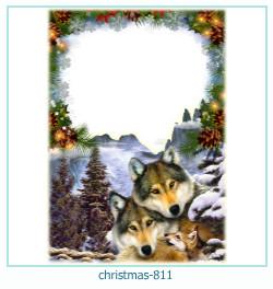 क्रिसमस फोटो फ्रेम 811