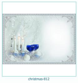 क्रिसमस फोटो फ्रेम 812