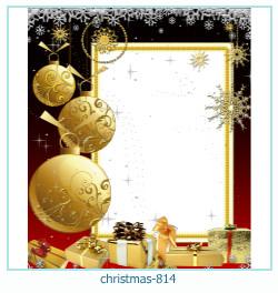 Weihnachten Fotorahmen 814