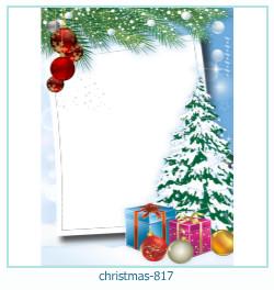 क्रिसमस फोटो फ्रेम 817