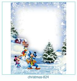 Weihnachten Fotorahmen 824