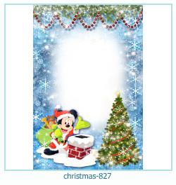 Weihnachten Fotorahmen 827