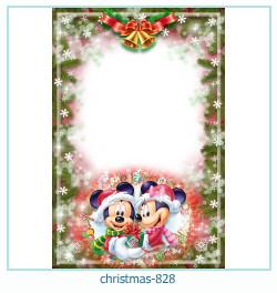 क्रिसमस फोटो फ्रेम 828