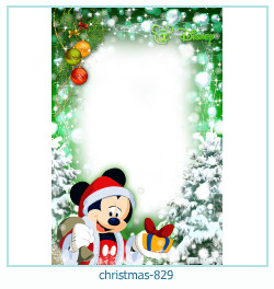 Weihnachten Fotorahmen 829