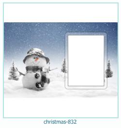 Weihnachten Fotorahmen 832