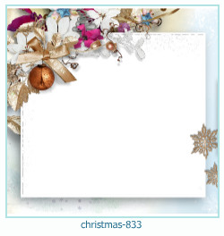 christmas Photo frame 833