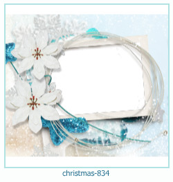 christmas Photo frame 834