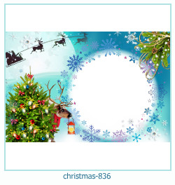christmas Photo frame 836