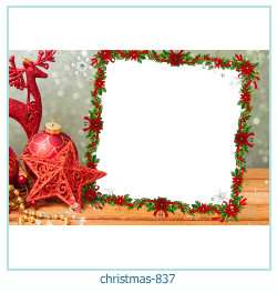 christmas Photo frame 837
