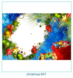 christmas Photo frame 847