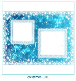 christmas Photo frame 848