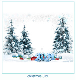 christmas Photo frame 849