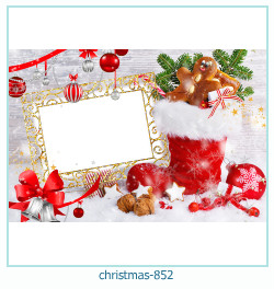 christmas Photo frame 852