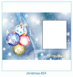 christmas Photo frame 854