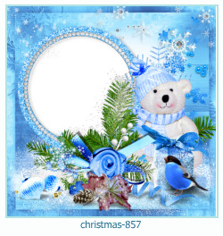 christmas Photo frame 857