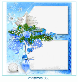 christmas Photo frame 858