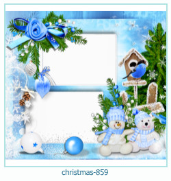 christmas Photo frame 859