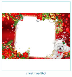 christmas Photo frame 860