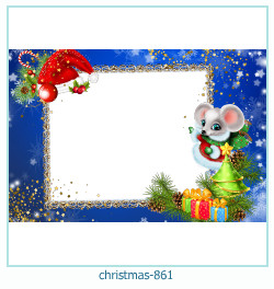christmas Photo frame 861