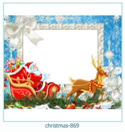 Vánoční foto rámeček 869