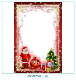 Vánoční foto rámeček 870