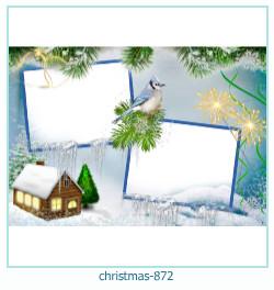 Vánoční foto rámeček 872