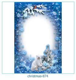Vánoční foto rámeček 874